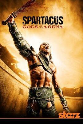 Spartacus: Gods of the Arena Greek Subs for TV Series