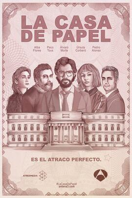 La Casa de Papel (Money Heist) (2017)