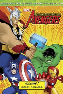 The Avengers: Earth's Mightiest Heroes (2010)
