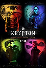 Krypton Greek subtitles - Greek subs