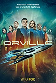 The Orville Greek subtitles - Greek subs