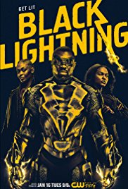 Black Lightning Greek subtitles - Greek subs