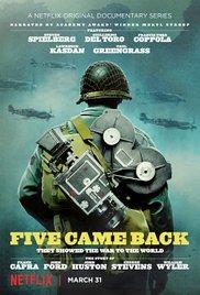 Five Came Back Greek subtitles - Greek subs