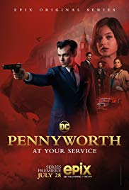Pennyworth Greek subtitles - Greek subs